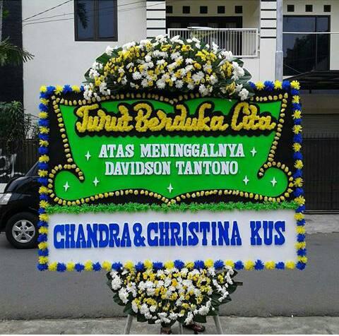 Toko Bunga Kelapa Dua Jakarta Barat